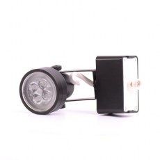 NN LED TRACK LIGHT ČERNÉ, 240V, 7W, 320LM, 20°, NW