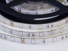 RGB LED pásek IP50 SMD5060 60led/m 14.4W